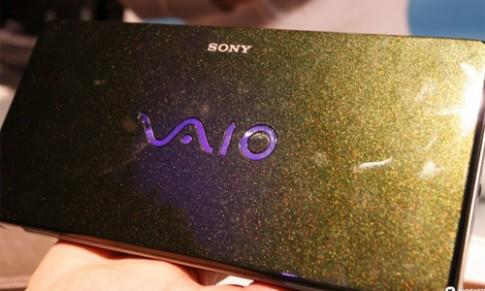 Sony thu hoi 1.700 pin laptop Vaio du khong con ban