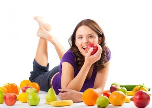 Tăng cân vì trái cây