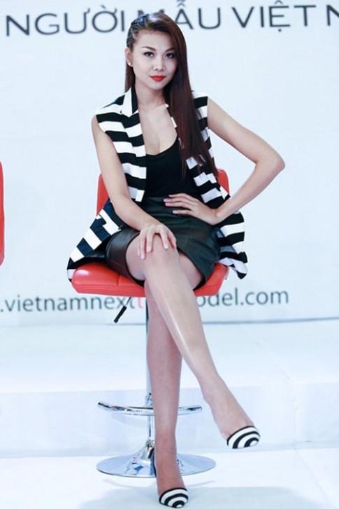 Thanh Hang, Thuy Top du doan quan quan Next Top