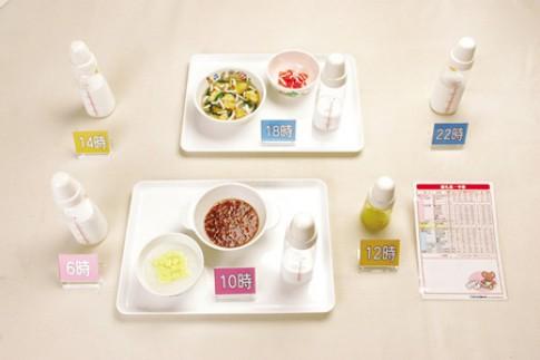 Thực đơn ăn dặm kiểu Nhật cho trẻ từ 7-8 tháng tuổi