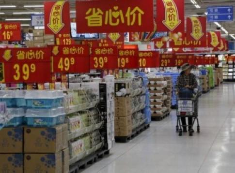 Trung Quốc tăng trưởng thấp nhất kể từ năm 2009