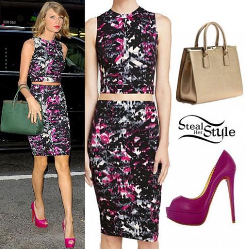 Váy áo giá rẻ nhưng vạn người mê của Taylor Swift