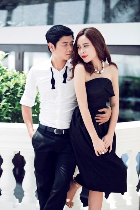 Vợ chồng Lưu Hương Giang thăng hạng nhờ mặc đẹp