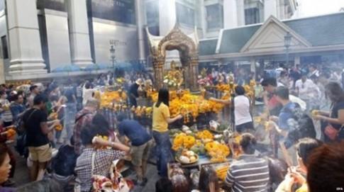 Vu danh bom Bangkok: Vi sao dien tho Erawan roi vao tam ngam?