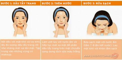 10 bước chăm sóc da kiểu Hàn Quốc