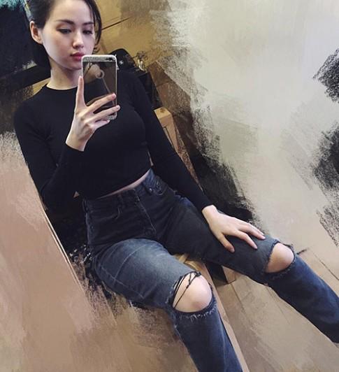 6 my nhan Viet giam can chong mat sau sinh nam 2015