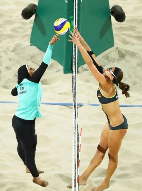 An tuong 13 khoanh khac di vao lich su cua Olympic Rio 2016