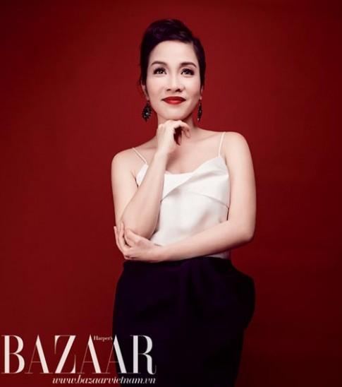 Diva Mỹ Linh: Chưa bao giờ thôi quyến rũ dù chỉ để tóc ngắn