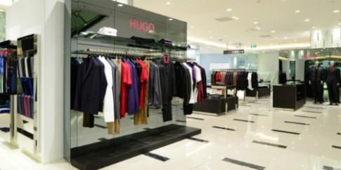 Hugo Boss ra mắt 2 cửa hàng mới tại TP HCM
