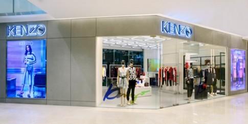 Kenzo ra mắt cửa hàng mới tại TP HCM