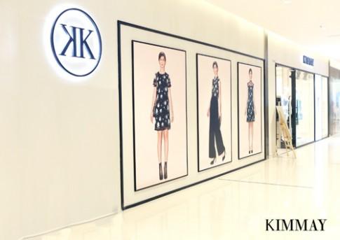Kimmay khai trương showroom mới tại TP HCM