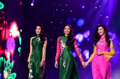 Pham Huong hoi ngo Lan Khue, Thuy Van tren truyen hinh