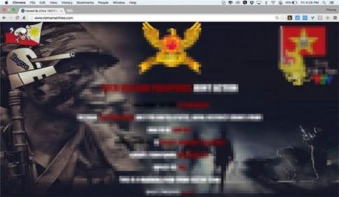 San bay Tan Son Nhat va Noi Bai bi hacker tan cong he thong thong tin