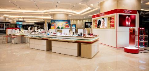 Shiseido Takashimaya - điểm hẹn mới dành cho phái đẹp