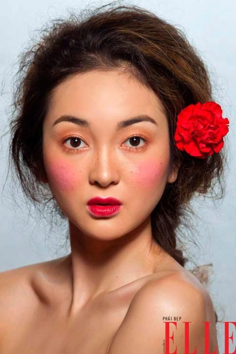 Trào lưu má hồng như say rượu hút teen girl châu Á