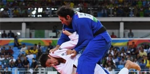 Tuyen thu Judo nguoi Anh om mat khoc sau that bai trong Rio 2016