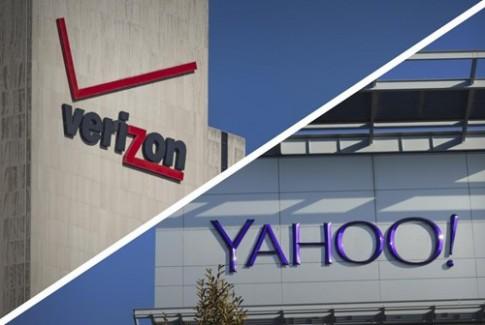 """Verizon """"thâu tóm"""" yahoo!"""