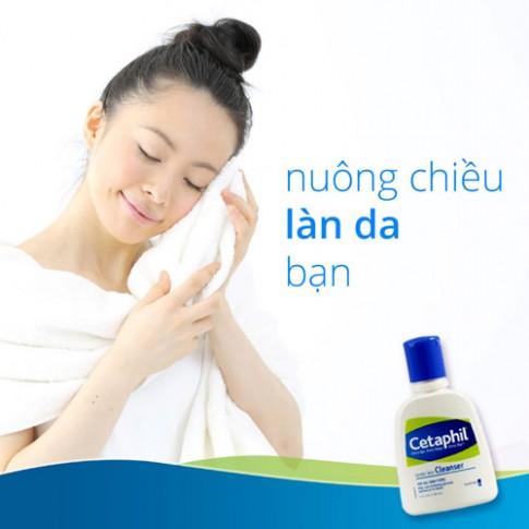 3 bước chăm sóc cho làn da đẹp tại nhà.