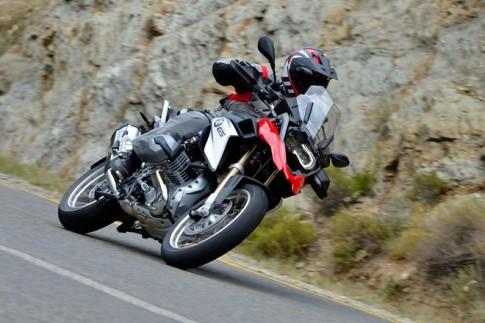 5 mẫu xe mô tô PKL bán chạy nhất tại Anh