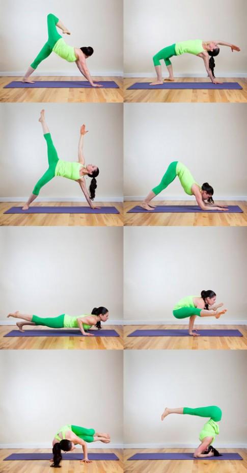 8 bài tập yoga tại nhà cho dáng xinh chàng mê tít