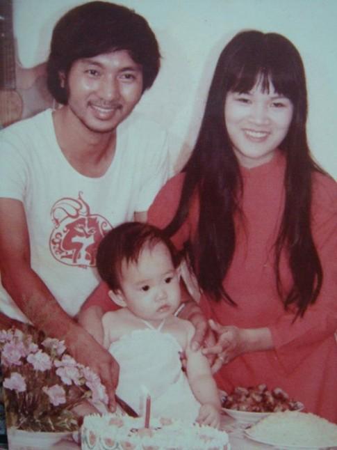 Bà xã hot girl của Lý Hải xinh từ bé