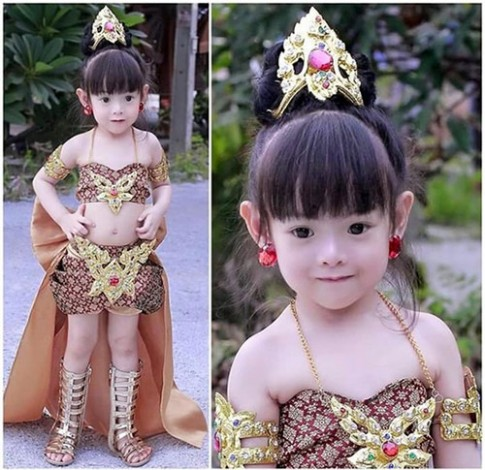 Be gai Thai duoc hua hen la dai my nhan tuong lai