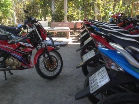 Biker Raider Can Tho Moc Mac!!