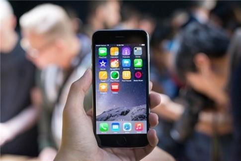 "Chi vai ""cu vuot"" la iPhone chay nhanh hon han, ban thu xem!"