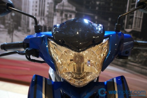 [Clip] Can canh chi tiet Yamaha 135LC 2016 ngoai that te