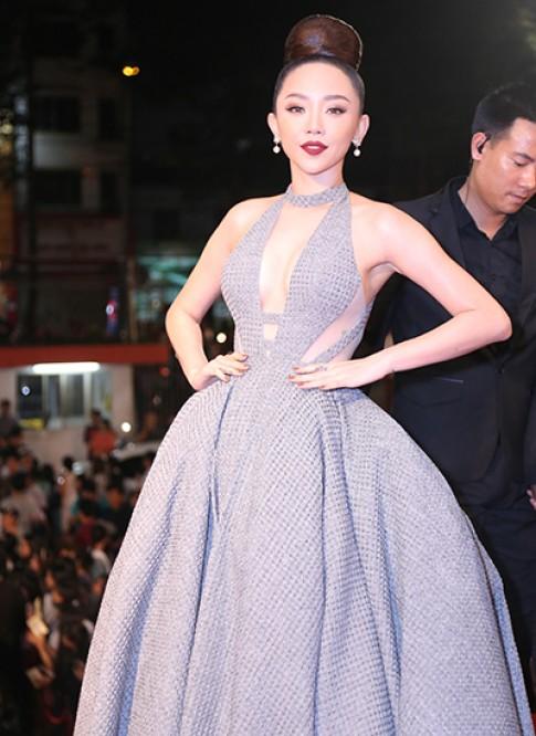 Dàn sao Việt đọ dáng với váy bó