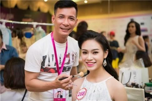 """""""Đột nhập"""" hậu trường trước giờ G của Chung kết Hoa hậu Việt Nam 2016"""