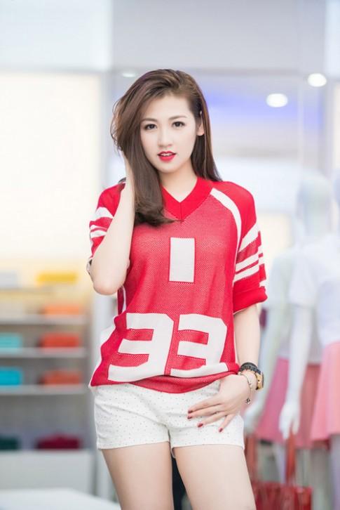 Duong Tu Anh: my nhan da trang moi do dang ghen ty
