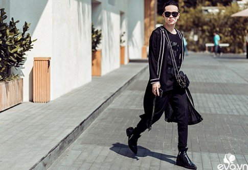 Fashionista Viet do bo toi Tuan thoi trang quoc te Viet Nam