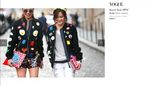 Fashionista Viet o Paris bat mi bi quyet len tap chi Vogue
