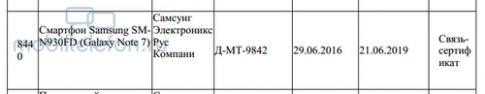 Galaxy Note 7 duoc xac thuc tai Nga, S Pen co them tinh nang moi