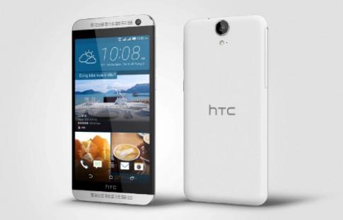 Giai tri ngay he cung smartphone HTC One E9