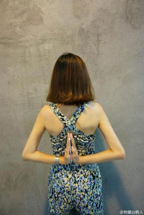 Giới trẻ Trung Quốc lại sốt với trào lưu mới đo độ chuẩn cơ thể