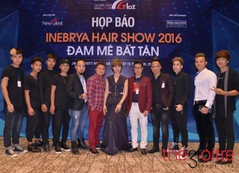 """""""Hair Show 2016"""": Su kien toc lon nhat Ha Noi dien ra vao tuan toi"""