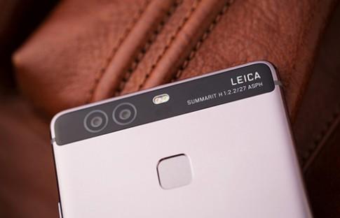 Huawei P9 - lan gio moi mang theo 'vi' Leica