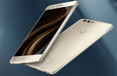 Huawei ra Honor 8 co camera kep nhu P9