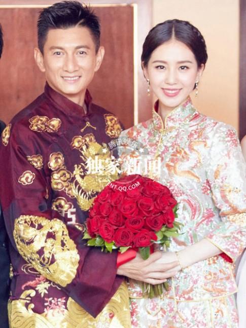 Kết hôn với Thi Thi, Ngô Kỳ Long gặp rắc rối về pháp lý