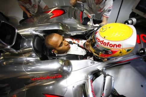 Không biết Moto GP như nào, nhưng F1 tim của các tay lái đập nhanh gấp 3 lần so với mức trung bình