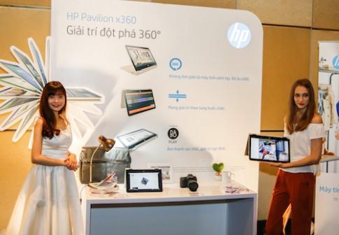 Loạt laptop Pavilion mới giá từ 11 triệu đồng tại Việt Nam
