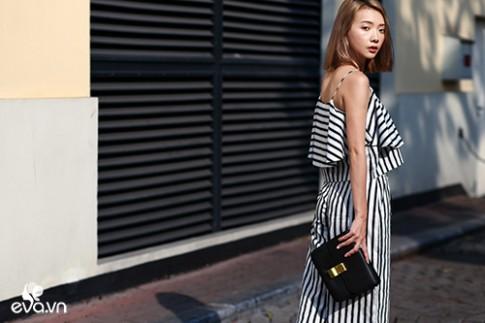 Mặc kệ nắng nóng, bạn gái Hà Nội vẫn mặc đẹp xiêu lòng