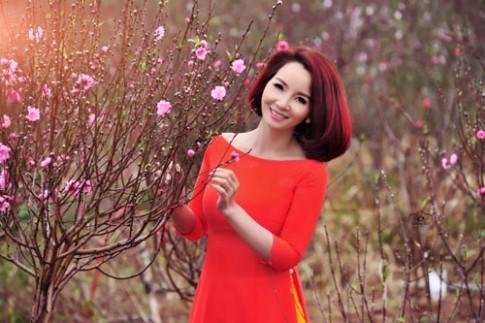 Mai Thu Huyen khoe eo thon dang ghen ti o tuoi 37