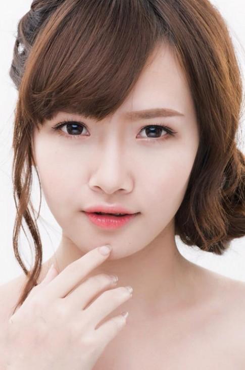 Me man ngam hot girl Hai Phong xinh nhu mong