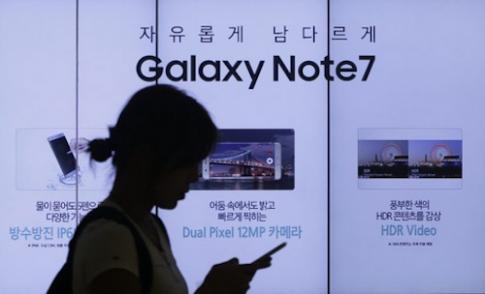 Nen lam gi voi Galaxy Note 7 khong gap loi