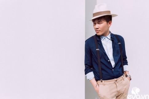 Ngắm street style của chàng stylist mặc gì cũng đẹp