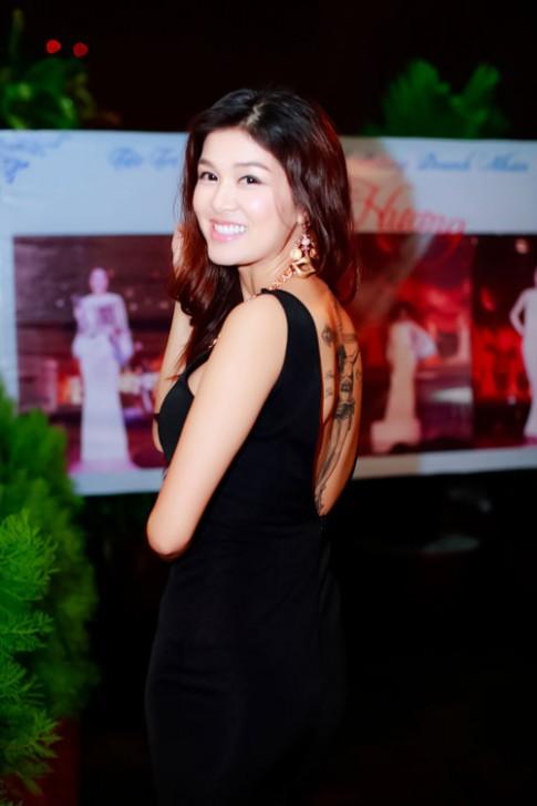 Người đẹp Việt và những hình xăm lớn gây xôn xao