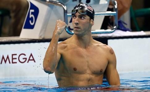 """Người tình của """"kình ngư"""" Michael Phelps đẹp """"vạn người mê"""""""